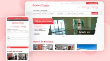 Site Corretores Premium