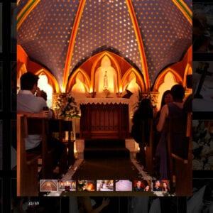 Helô Machado - Foto em casamento