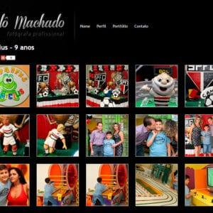 Helô Machado - Lista de fotos