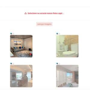 Sistema de imóveis - Fotos ilimitadas
