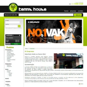 Tennis House - Sobre nós